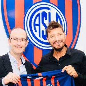 San Lorenzo firmó el acuerdo con IDOM Group