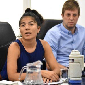 """Nuria Escobar: """"Habrá charlas con perspectiva de género"""""""