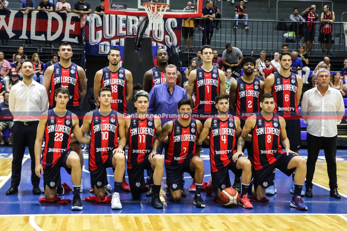 Quedó confirmado el grupo de San Lorenzo para la reanudación de La Liga