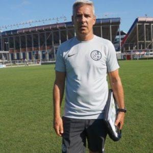 "Kuyumchoglu: ""San Lorenzo tiene una gran camada en inferiores"""