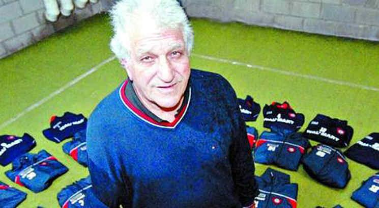 Casa, el carasucia que balearon y volvió a jugar en San Lorenzo