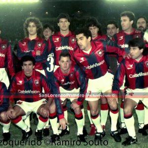 El camino al título del Clausura 1995