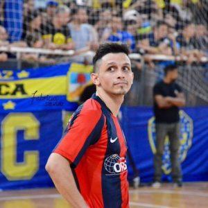 Tercera baja en el Futsal de San Lorenzo