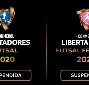 Suspendidas las Copa Libertadores de futsal