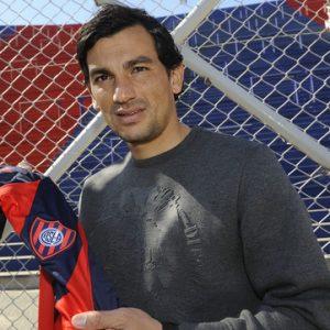 "Tino Costa: ""Llegué a San Lorenzo por el deseo de mi viejo"""