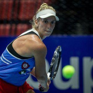 """Victoria Bosio: """"Disfruto de volver a realizar el deporte que amo"""""""