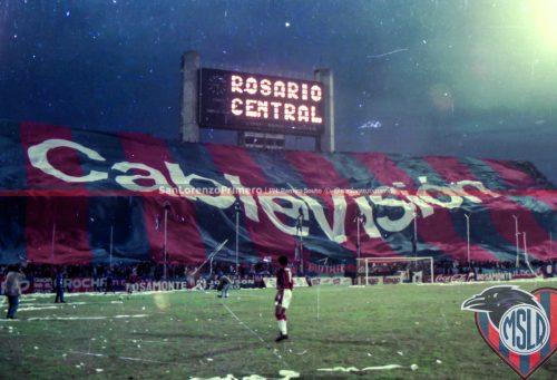 San Lorenzo campeón Clausura 1995 | 25 años