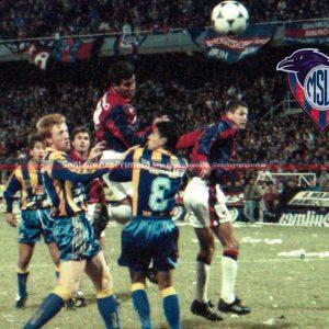 El uno x uno del campeón 1995