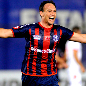 """Mauro Matos: """"Me gustaría volver a San Lorenzo"""""""