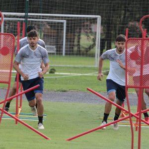 Los Romero avanzan con su preparación