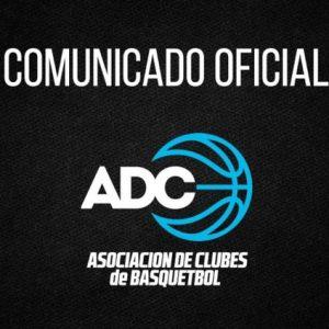 La ADC dio a conocer los torneos a disputarse en la temporada 2020/21