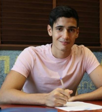 Elias Pereyra dejó San Lorenzo y ya firmó en Grecia