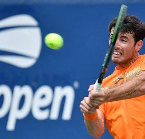 Los representantes de San Lorenzo arrancaron el US Open con victorias