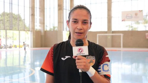 El fútbol femenino suma una nueva cara
