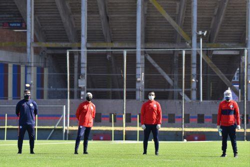 La Reserva puso primera en Ciudad Deportiva