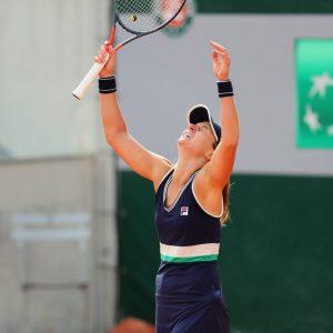 La WTA premió a Nadia Podoroska