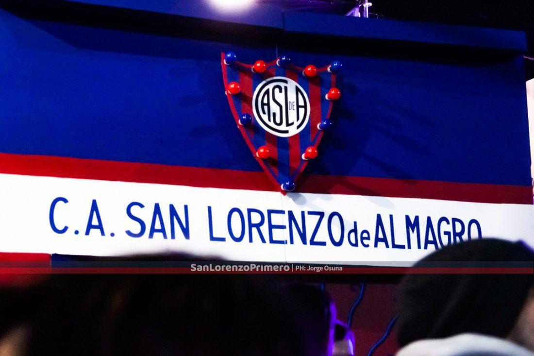 San Lorenzo presentó los resultados de la encuesta