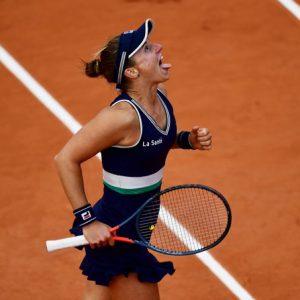 Nadia Podoroska y otro triunfo histórico