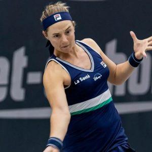 Podoroska volvió a ganar y ya está en cuartos de final