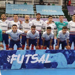 El Futsal perdió el invicto pero clasificó a cuartos de final