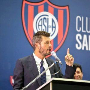 A un año de la asunción de Marcelo Tinelli como presidente de San Lorenzo