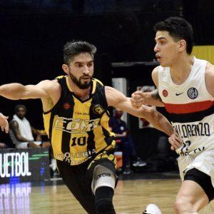 San Lorenzo cayó ante Comunicaciones por la LNB