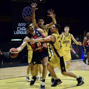 San Lorenzo debutó con victoria en la Basketball Champions League Americas