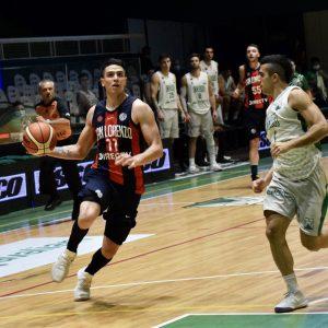 San Lorenzo venció a Ferro por la Liga Nacional