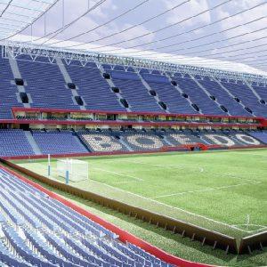 El próximo martes se conocerá la maqueta del estadio