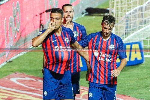 San Lorenzo 2 – 1 Arsenal   Copa de la Liga   Zona A – Fecha 2