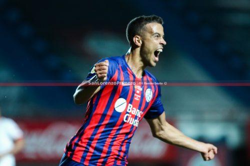 San Lorenzo 1 – 1 Huracán   Copa de la Liga   Zona A – Fecha 4