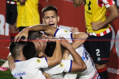 Estudiantes 0 – 2 San Lorenzo | Copa de la Liga | Zona A – Fecha 7