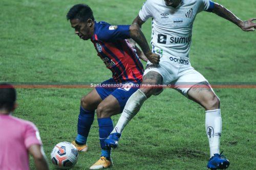San Lorenzo 1 – 3 Santos | Copa Libertadores | Fase 3 – Ida