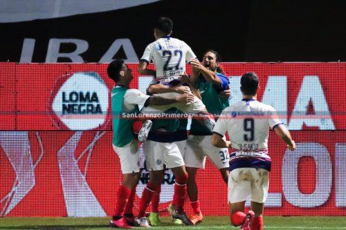 Platense 2 – 4 San Lorenzo | Copa de la Liga | Zona A – Fecha 9