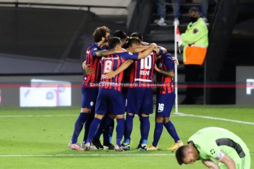 River 1 – 2 San Lorenzo | Copa de la Liga | Zona A – Fecha 11