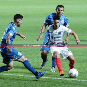 San Lorenzo – Rosario Central: hora, formaciones y TV para el partido por Copa Sudamericana