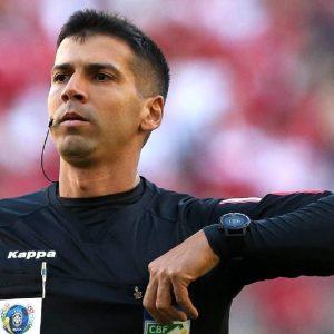 Árbitro brasileño para recibir a Rosario Central por la Sudamericana