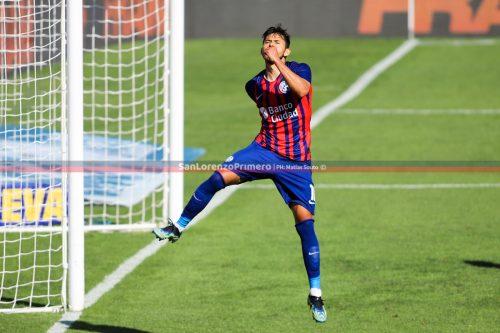 San Lorenzo 1 – 0 Godoy Cruz | Copa de la Liga | Zona A – Fecha 12