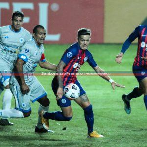 Un empate que deja a San Lorenzo al borde de la eliminación