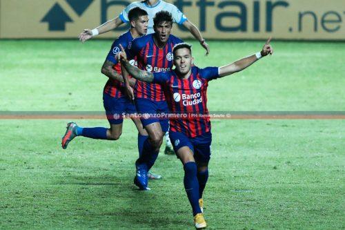 San Lorenzo 1 – 1 12 de Octubre | Copa Sudamericana | Fecha 3