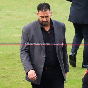 Diego Dabove dejó de ser el entrenador de San Lorenzo