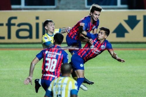 San Lorenzo 1 – 2 Rosario Central | Copa Sudamericana | Fecha 4
