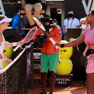 Nadia Podoroska consiguió un triunfo histórico