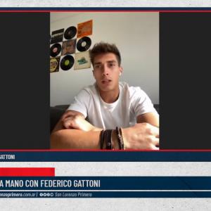"""Gattoni en SLP: """"Siempre le vamos a querer ganar a Boca"""""""