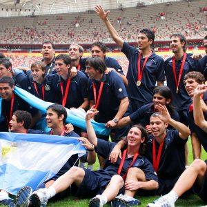 Cuervos olímpicos: los ex San Lorenzo que se colgaron medalla en los juegos