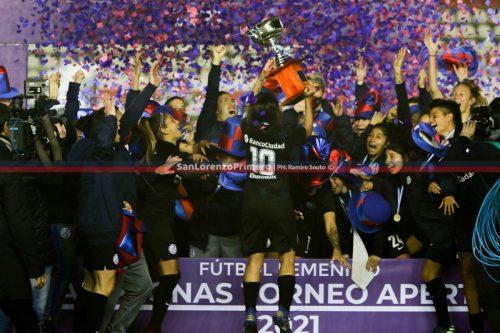 ¡Las Santitas campeonas!