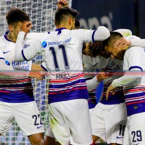 San Lorenzo se llevó el clásico y sigue arriba en la Liga Profesional
