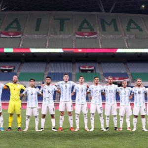 La Selección Olímpica quedó eliminada en fase de grupos