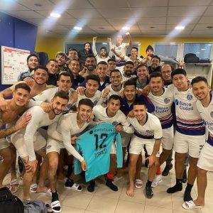 Sebastián Torrico festejó sus 200 partidos en San Lorenzo con una victoria