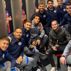 Lucas Melano dejó de ser jugador de San Lorenzo